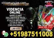 VIDENCIA ONLINE ANGELA PAZ +51987511008