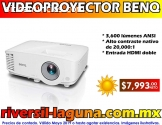 VIDEO PROYECTOR BENQ MS550