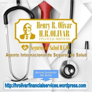 Agente Internacional de Seguros de Salud