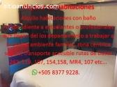 ALQUILER DE HABITACIONES BO. ALTAGRACIA