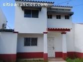 Alquilo casa en Residencial Bello Horizo