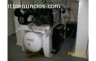 compresores de  llenado de cilindros
