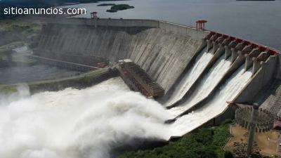 constructora centrales hidroelectricas