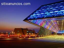 constructora de centros de convenciones