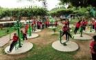 constructora de parques recreativos