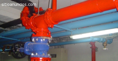 diseño de sistemas contra incendios