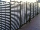 fabricacion de cerramientos metalicos