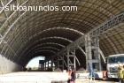 fabricacion de cubiertas metalicas