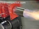fabricacion de quemadores industriales