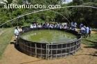 fabricacion de tanques de geomembrana