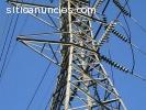 fabricacion torres de energia electrica