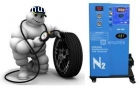 generadores nitrogeno llenado de llantas