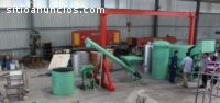 Línea de extracción de aceite de palma 8
