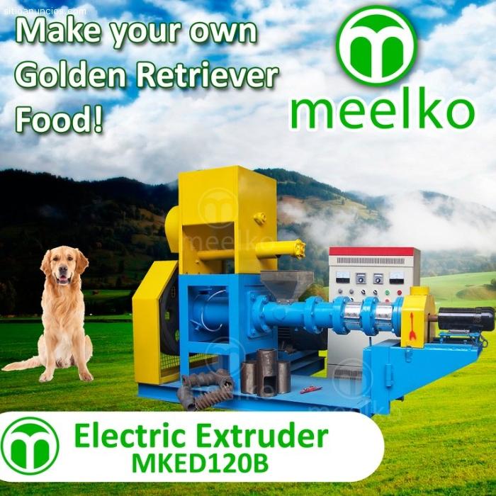 Meelko Extrusora para perros MKED120B
