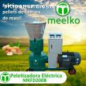 Meelko Peletizadora para alfalfa MKFD200