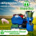 Meelko Peletizadora para balancrados MKF