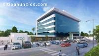 Modulos de Oficinas en Edificio Eco