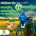 Molino triturador Meelko de biomasa