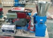 Peletizadora Meelko 230mm 22 hp Diesel