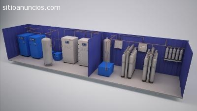 plantas generadoras de nitrogeno
