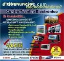 Reparación y Mtto. de Electrodomésticos.