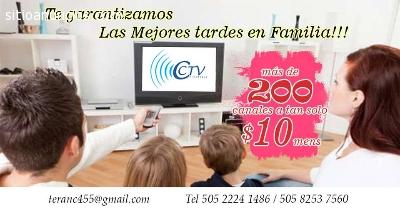 Sistemas de Television Satelital