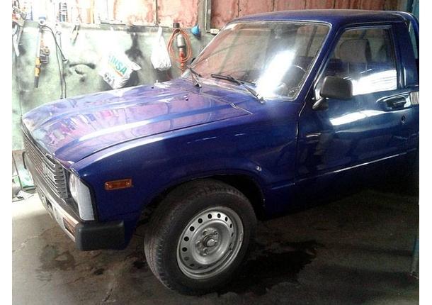Vendo Camioneta Toyota Hilux 84
