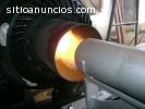 venta de hornos de fundicion industrial