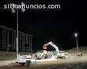 venta de torres de iluminacion