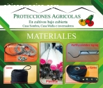 Accesorios/Construccion invernaderos...