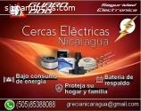 CERCADOS ELECTRICOS NICARAGUA