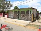 venta de casa  centrica en masaya