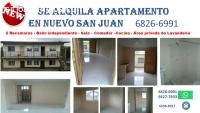 Alquilo Apartamento Nvo San Juan Barato