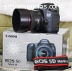 Canon EOS 5D Mark III con EF 24-105mm IS