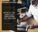 Certified Translation Services in Panama