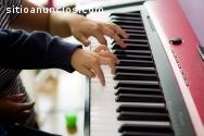 clases de piano a domicilio, ciudad de P