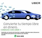 Conduce en uber