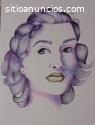 Curso de dibujo y pintura libre virtual