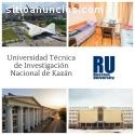 Estudios en Rusia