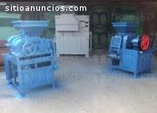 Maquinas briquetadoras de usos múltiples