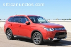 Mitsubishi Outlander 2.2 DI-D 150 4WD