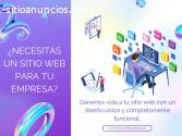 ¿Necesitas un Sitio Web para tu Empresa?