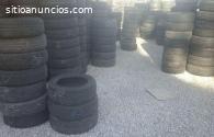 Neumáticos carro usados de 2-3mm de goma