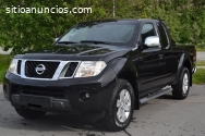 NISSAN NAVARA 2012 HIGH LUXURY AT 2500C