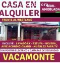 Se alquila casa en Vacamonte