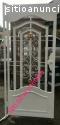 se vende puerta de hierro decorativas  a