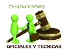 TRADUCIMOS TODO TIPO DE DOCUMENTOS Y TEX