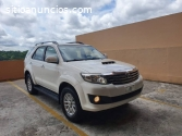 VENDO Toyota Fortuner Full 2015