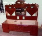 Venta de Muebles de Madera