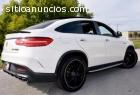 2016 GLE de Mercedes-Benz - AMG GLE63 AW